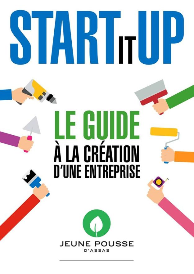 START it UP - Guide à la création d'entreprise